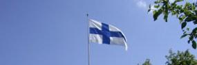 Flagga för fest